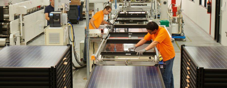 Tindo Solar Factory