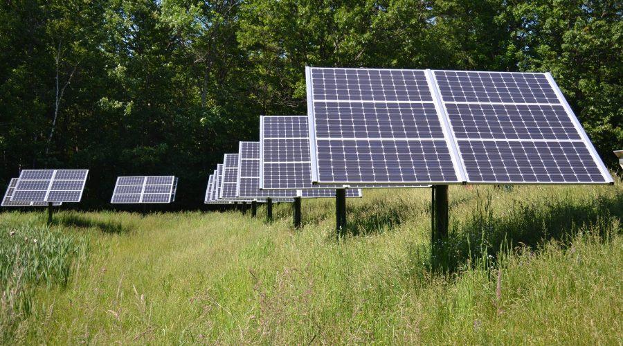 On Track for Better Solar Panel Efficiency