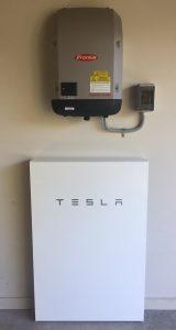 Tesla Battery Storage