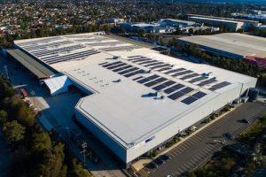 Australia Post installs huge 2.1MW rooftop solar array in Sydney