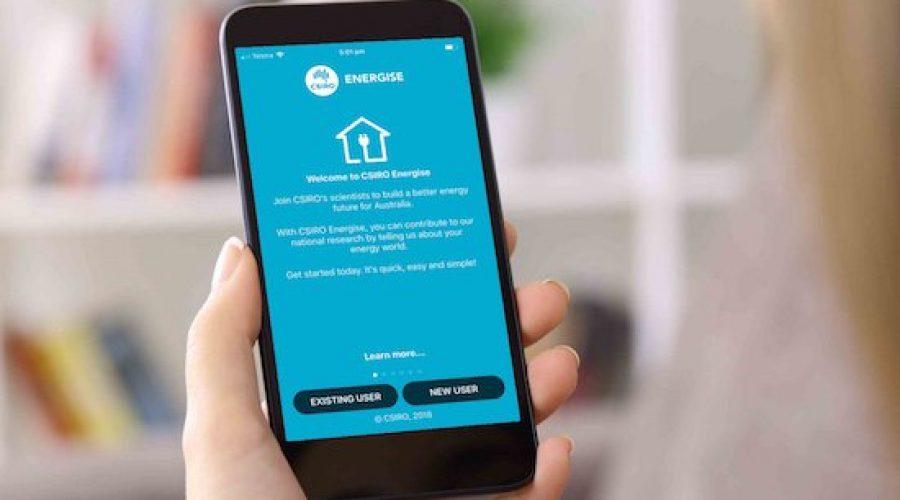 CSIRO Energise app to help solve energy puzzle