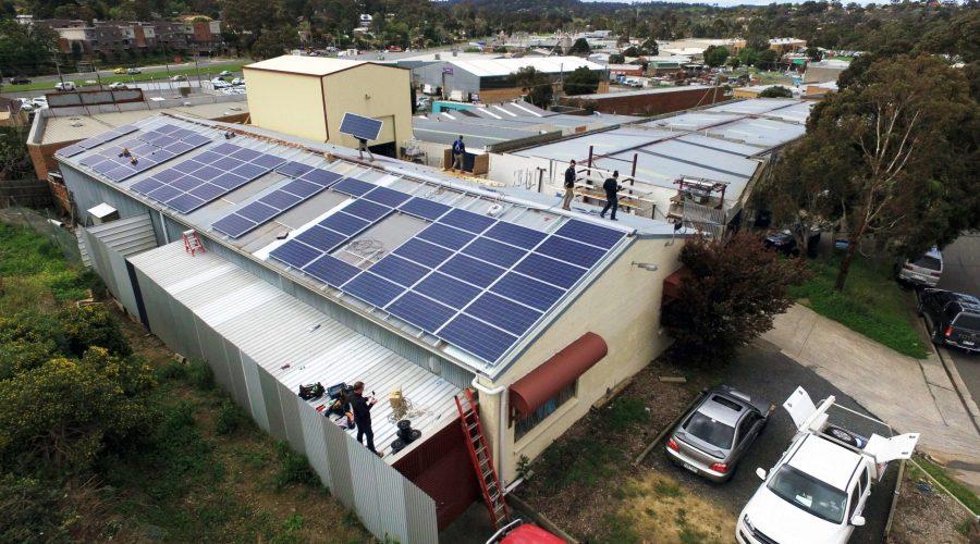 solar supplier